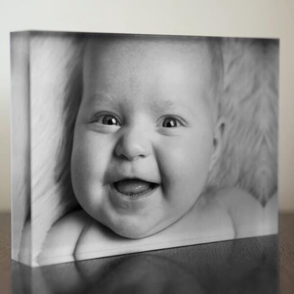 Acrylic photo block Ireland 2