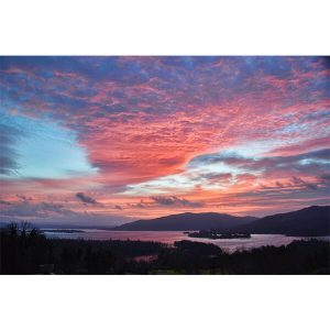 Beezies Island at Sunrise by DigiCreatiV