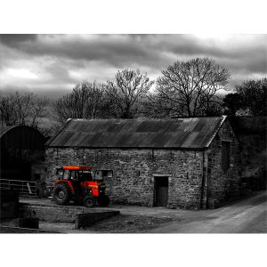 Irish Farmhouse by DigiCreatiV