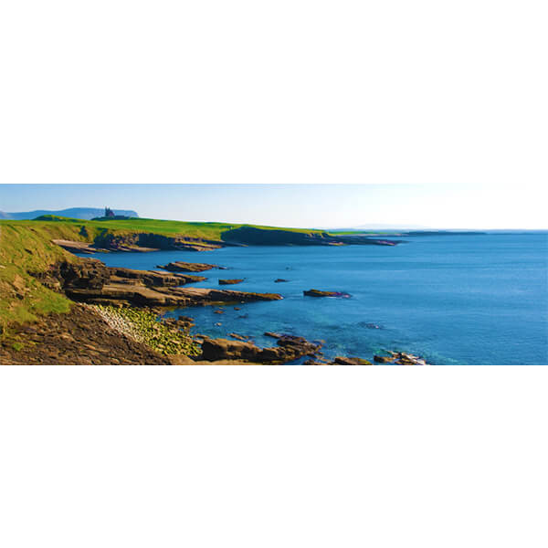 Mullaghmore Panoramic by DigiCreatiV