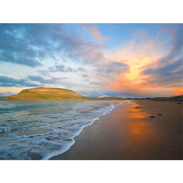 Portavade Beach Rectangle by DigiCreatiV