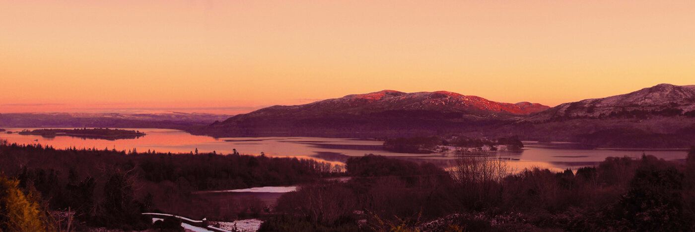 lough gill sunrise sligo